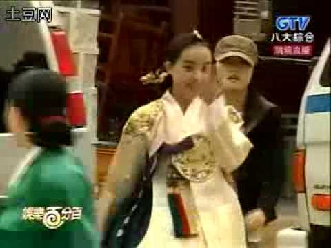 Yi San Behind the scenes may 27, 2008