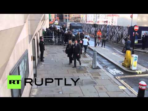 UK: Cameron sweats as Brooks and Coulson are in the dock