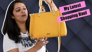 My Latest Shopping Haul