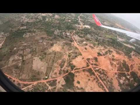 Take Off Banjul Airport (The Gambia)