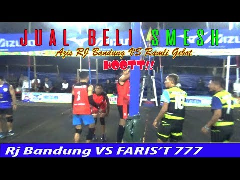 HOOT!! JUAL BELI SMESH RAMLI GEBOT VS AJIS RJ BANDUNG