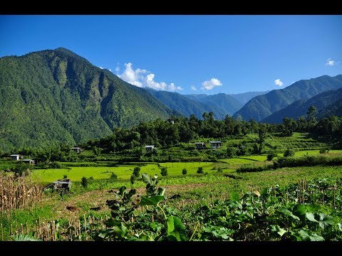 Destination Bhutan - Where Happiness Is A Place