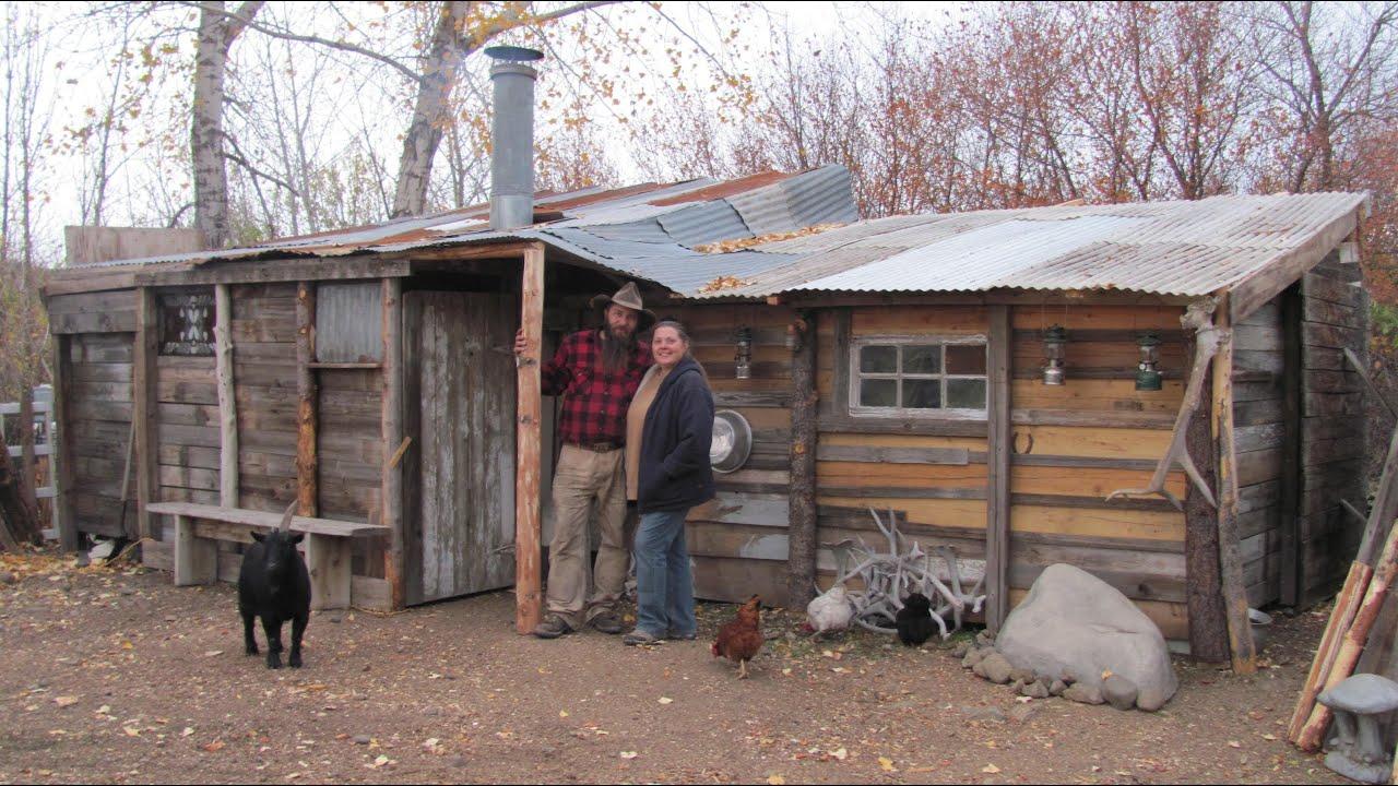 Idaho Hillbilly Homestead 209 How To Build A 50 Dollar