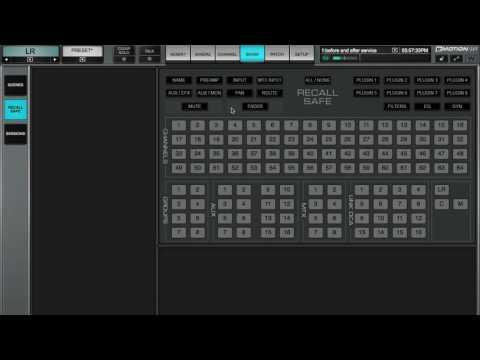 Waves Emotion LV1 Mixer Show Tab