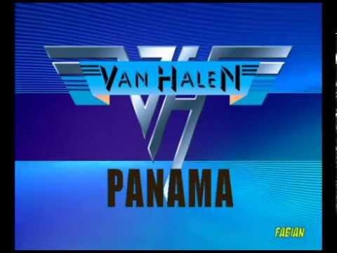 Van Halen - Panama Karaoke