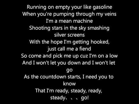 Zebrahead-Ready Steady Go (L'Arc en Ciel Tribute) Lyrics
