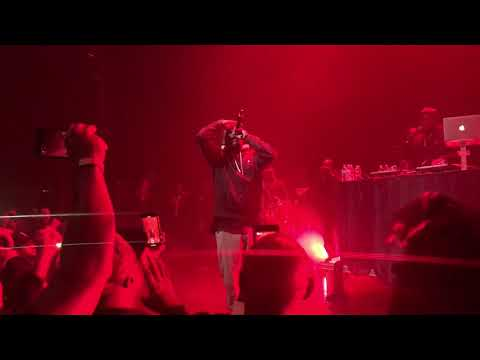 Jay Electronica Live