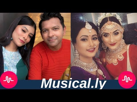 Bangladeshi Celebrity Funny Musically - Tahsan। Mehzabin। Purnima। Toya। Sajal। Shouvik Ahmed