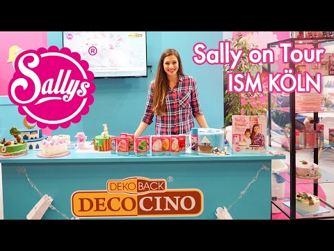 ISM - internationale Swarenmesse in Kln 2017 / Jelly Belly Contest / Sally & Samira on Tour