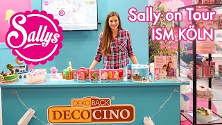 ISM - internationale Süßwarenmesse in Köln 2017 / Jelly Belly Contest / Sally & Samira on Tour