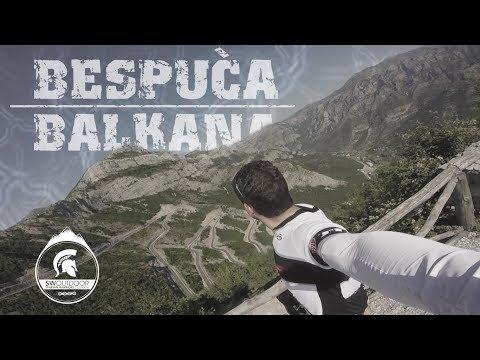 Bespuća Balkana (biciklom), 1000 km bespućima: Srbije, Albanije, Crne Gore i BiH / SW Outdoor