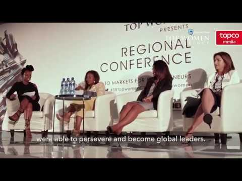 Top Women Conference - Cape Town Highlights