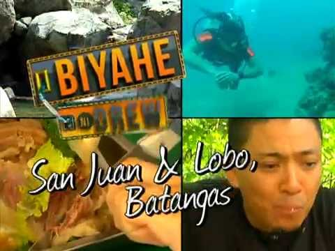 FULL EPISODE: Drew Arellano's adventure in San Juan and Lobo, Batangas