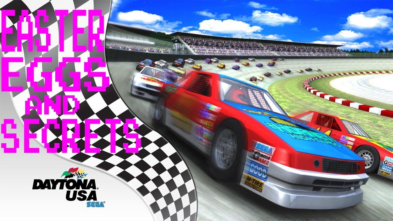 Daytona USA - Easter Eggs and Secrets // Ep. 9