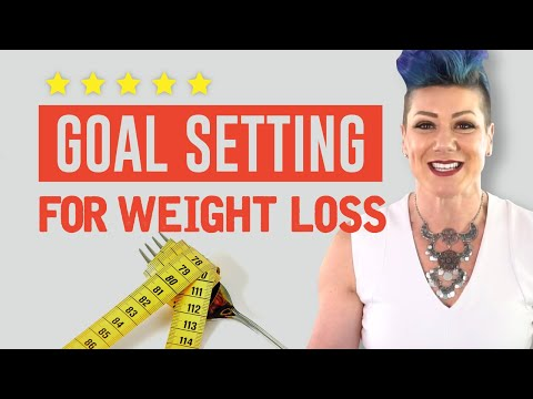 How Do You Find Out Your Goal Weight? (Goal Setting for Weight Loss)