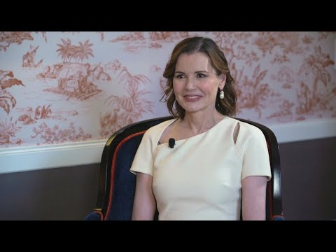 Encore! - Geena Davis on her fight to redress Hollywood's gender imbalance