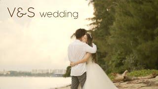 V&S Wedding video