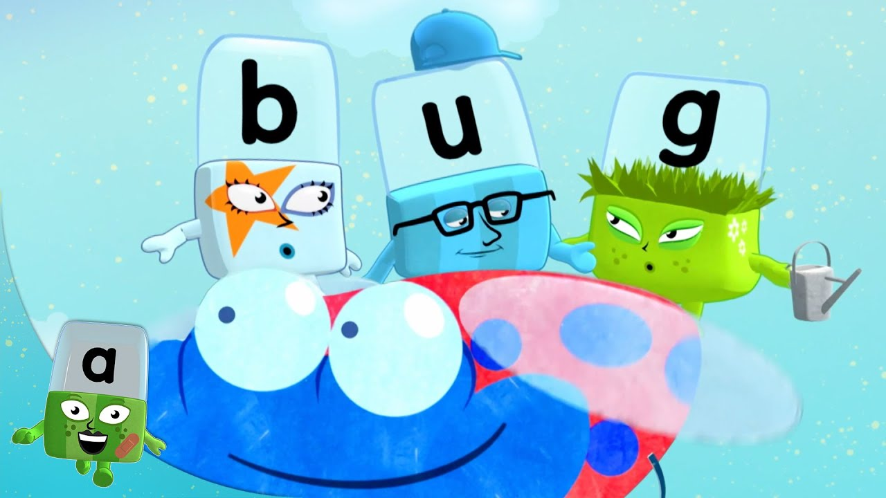@Alphablocks - Simple Sounds & Phonics | Learn to Read | Learning Blocks