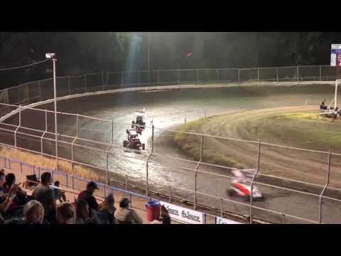 Plaza Park Raceway 8/9/19 Jr Sprint Main- Cash