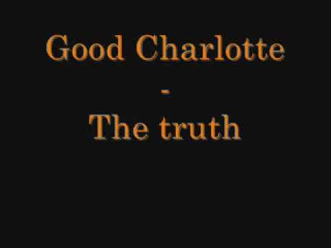 Good Charlotte the truth lyrics