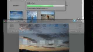 How to organize photos fast