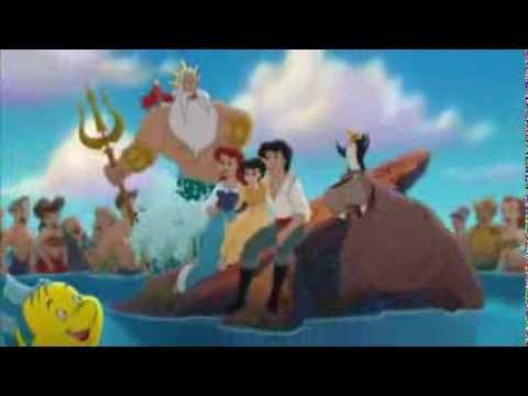 A Pequena Sereia 2 - O Retorno para o Mar - Aqui na Terra e no Mar (Final)  Instrumental (Karaoke)