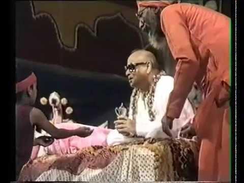 Baba, Shrii Shrii Anandamurti e Seus reconhecimentos e bênçãos durante DMC