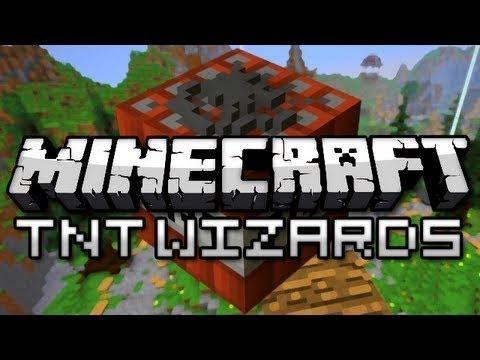 Minecraft TNT Wizards w/Jeremy,Cole,and Kalani