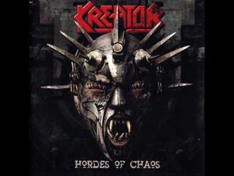 Kreator - Amok Run (with Lyrics)