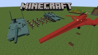 Обзор мода Minecraft [1.7.10] New Stefinus 3d Guns С днём победы