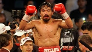 Manny Pacquiao on Fighting, Faith and Floyd Mayweather - WSJ Exclusive Interview