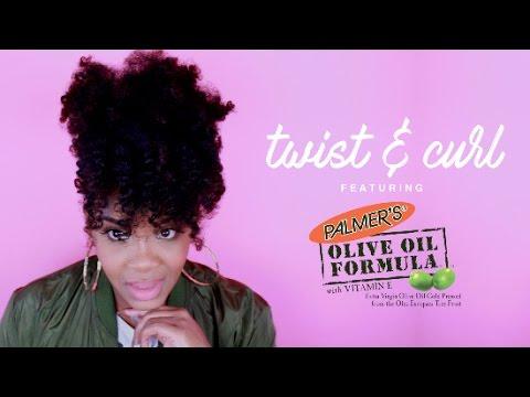 Twist & Curl FAIL (PUFF IT TO SAVE IT) | Yolanda Renee