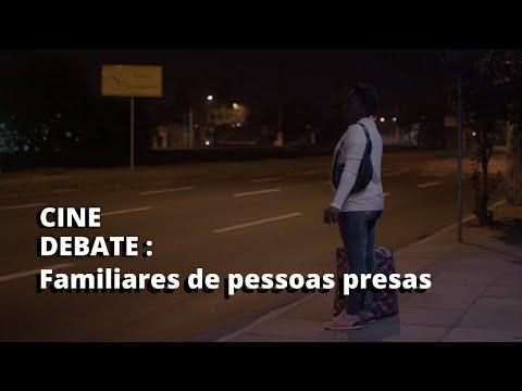 Familiares de pessoas presas -  DEBATE | LabGEPEN
