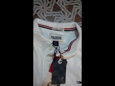 Playera polo Tommy Hilfiger