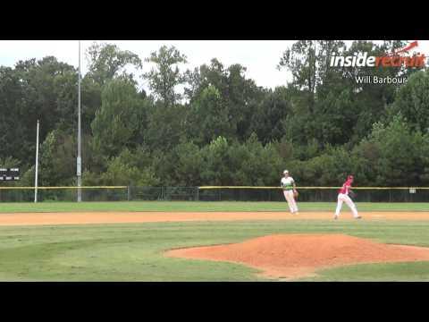 Will Barbour - Baseball Recruiting Video - Shortstop