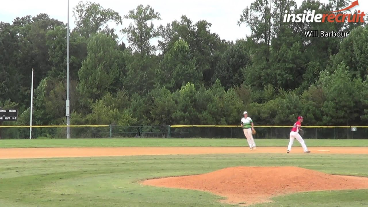 Will Barbour - Baseball Recruiting Video - Shortstop