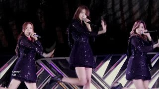 ... snsd (girl's generation) # 215 : - run devil at smtown in tokyo 20120409 (girl...