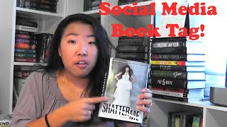 SOCIAL MEDIA BOOK TAG! Thumbnail