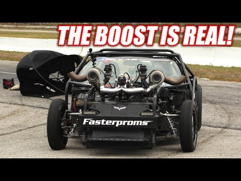 Testing Leroy's New Heads... Boost Feels CLEAN & MEAN!