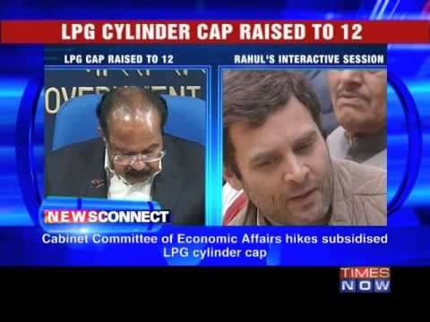 Rahul Gandhi asks and Government delivers