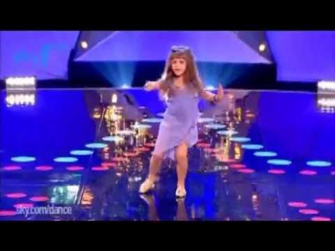 Got to Dance- Octavia 7yr Old