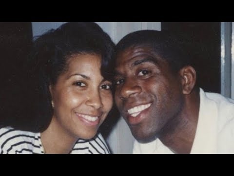 Magic Johnson & Cookie's Messy Love Story