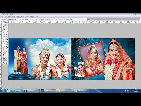 Wedding album design 12x36- by..free amin sikho
