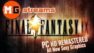 FINAL FANTASY IX PC HD GAMEPLAY - ENDING! LIVESTREAM #19