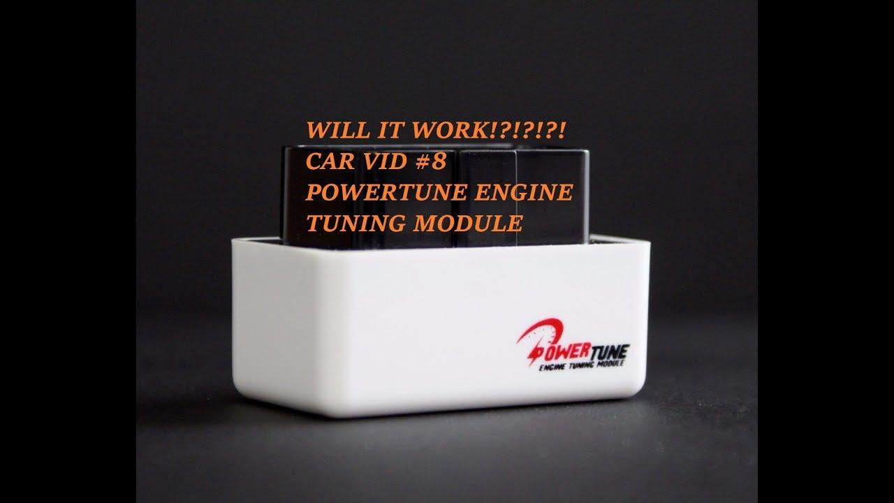 Will It Work!?!?! Power Tune Engine Tuning Module PT  1 | Car Vid #8