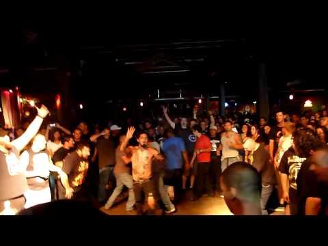 Davey Suicide - Generation Fuck Star @ Backstage Live - San Antonio, TX 7-21-12