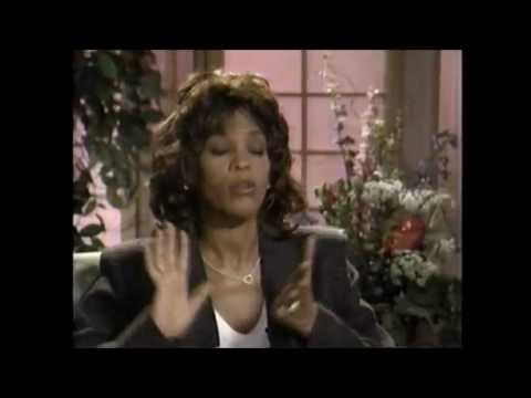 Whitney Houston Interview