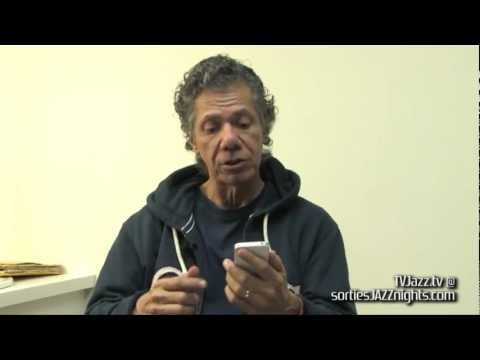 Chick Corea Hot House Tour interview & clip - TVJazz.tv