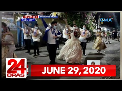 24 Oras Express: June 29, 2020 [HD]