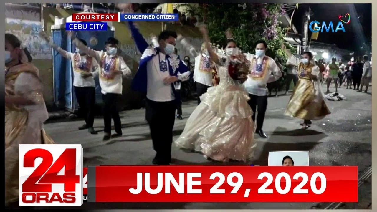 Download 24 Oras Express: June 29, 2020 [HD]